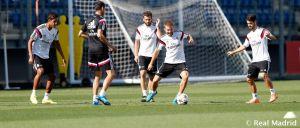 Pepe y Sergio Ramos no entrenan y podrían ser baja para el Elche