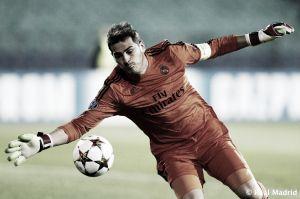 """Casillas: """"Doy las gracias de por vida al club por haberme dejado estar aquí tantos años"""""""