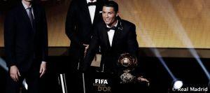 "Cristiano Ronaldo: ""Es un momento inolvidable de mi carrera"""