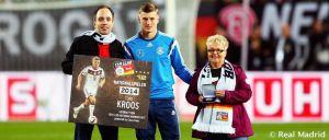 Toni Kroos, mejor futbolista alemán de 2014