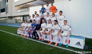 El Real Madrid se hace la foto de familia para la nueva temporada