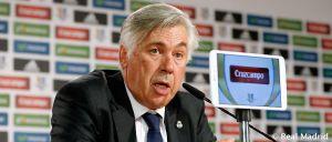"""Ancelotti: """"Si tenemos la capacidad de repetir el partido de hoy, ganamos la Supercopa"""""""