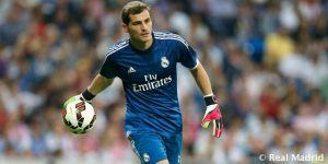 """Casillas: """"He hecho méritos para formar parte de la historia del Madrid"""""""