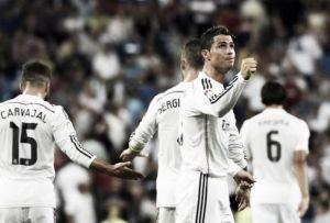 Ancelotti: Ronaldo Not In Optimum Condition