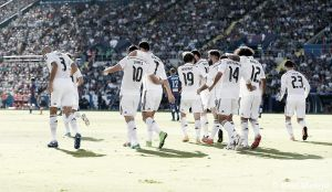 El Real Madrid ahoga al Levante en el fondo del mar