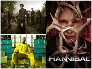 'The Walking Dead', 'Breaking Bad' y 'Hannibal' triunfan en los Saturn Awards