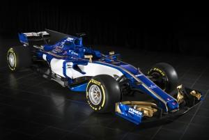 Sauber apresenta o C36 com pintura comemorativa aos 25 anos na Fórmula 1