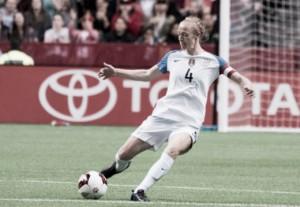 USWNT to open 2018 against Denmark