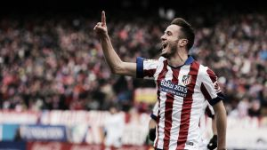 Atlético announce new contract for Saúl