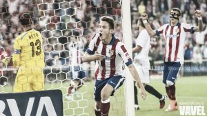Fotos e imágenes del Atlético de Madrid - Sevilla de la jornada 6 de Liga BBVA