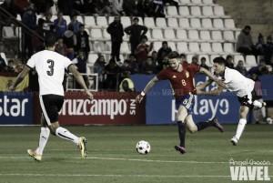 Saúl Ñíguez, elegido mejor jugador español del partido ante Austria