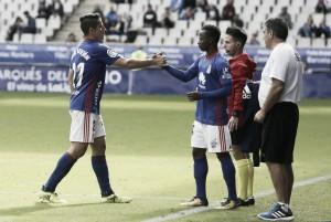 El Real Oviedo vuelve a despuntar