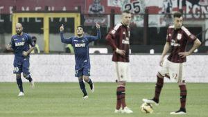 Il Milan col Sassuolo per la dignità