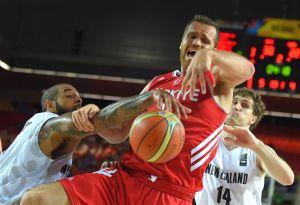 Basket, Mondiali 2014, girone C : harakiri Nuova Zelanda, vince la Turchia