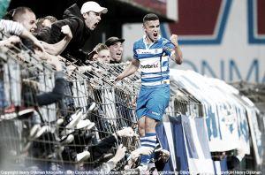 Sufrida victoria para el PEC Zwolle en la cancha del Dordrecht