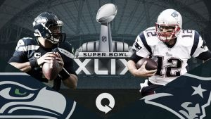 New England Patriots - Seattle Seahawks: un Super Bowl inédito