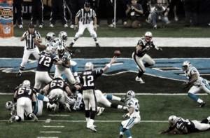 Superbowl XXXVIII: los Panthers no consiguieron frenar a unos ascendentes Patriots