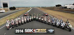 La FIM anuncia el calendario de Superbikes 2015