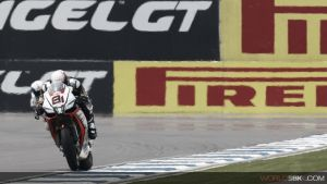 Resultado Clasificación del GP de Tailandia de Superbikes 2015