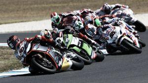 Primera carrera de Superbikes del GP de Aragón 2014 en vivo y en directo online