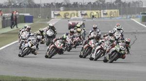 Calendario del Mundial de Superbikes 2014