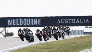 Segunda carrera del GP de Australia de Superbikes en vivo y en directo online