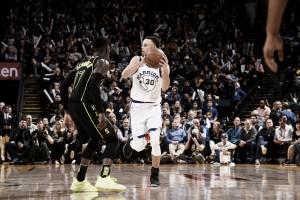 NBA, i Celtics sbancano Portland. Golden State vince, ma perde Curry