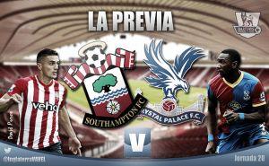 Southampton - Crystal Palace: caminos convergentes