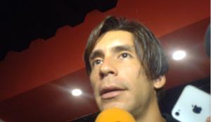 """Cirilo Saucedo: """"Ya no tenemos margen de error"""""""
