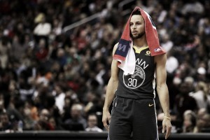 NBA, Steph Curry verso il rientro nel week-end