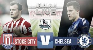 Resultado Stoke City vs Chelsea (1-0)