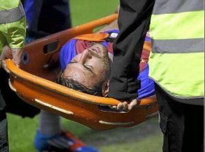 Joaquín Mas valora la situación médica actual del club