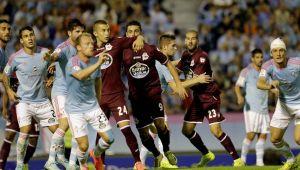 Celta de Vigo - Deportivo de La Coruña: puntuaciones del Deportivo, jornada 5