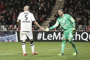 Alaeddine Yahia y Rémy Vercoutre renuevan con el SM Caen
