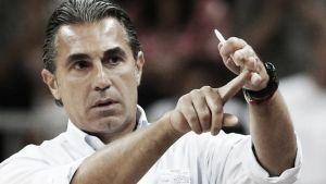 """Sergio Scariolo: """"Es frustrante perder así"""""""