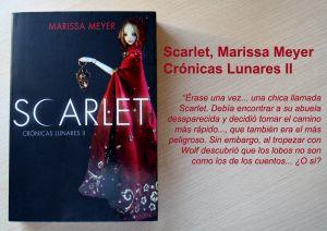 Scarlet, una Caperucita Roja del futuro