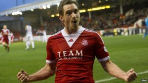 Dons entertain Hibees at Pittodrie