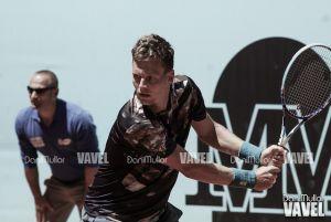 Berdych se cita con Nadal en semifinales