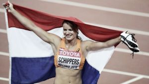 Schippers runs fastest time in 17 years to grab 200 metre crown