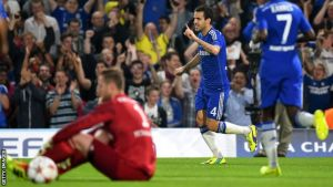 Chelsea 1-1 Schalke: Blues held at home by German strugglers
