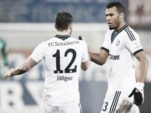 SC Paderborn 1-2 Schalke 04: Neustädter scores late goal to see Schalke win away from home