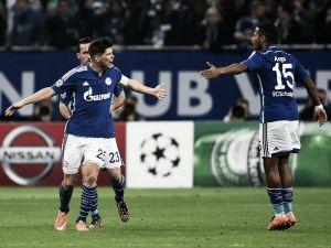 Partido Schalke 04 vs Sporting de Lisboa en vivo online
