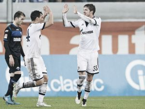 """Neustädter: """"At the end of the day, luck was on our side"""""""