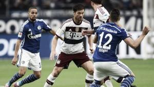 Resultado Schakle 04 - Bayern de Múnich en Bundesliga 2015: Derribando la muralla azul (1-3)