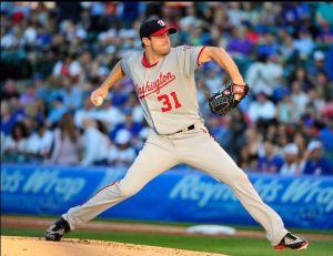 Washington Nationals Shut Out Chicago Cubs 3-0 Via Max Scherzer, Bryce Harper