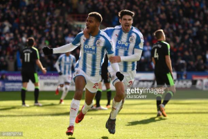 Christopher Schindler praises Steve Mounié after Bournemouth win