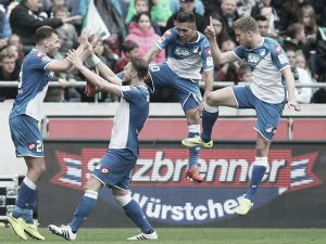 Hannover 96 1-2 TSG 1899 Hoffenheim: Schipplock seals it late on for the visitors