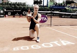 WTA Bogota: Anna Karolina Schmiedlova seals return to top-100 with title, ousts Lara Arruabarrena in straight sets