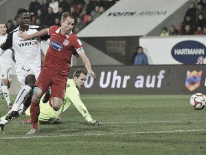 Heidenheim 3-0 Sandhausen: Hosts cruise to more home success