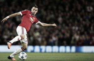 Morgan Schneiderlin: We are improving, and now we're top of the league